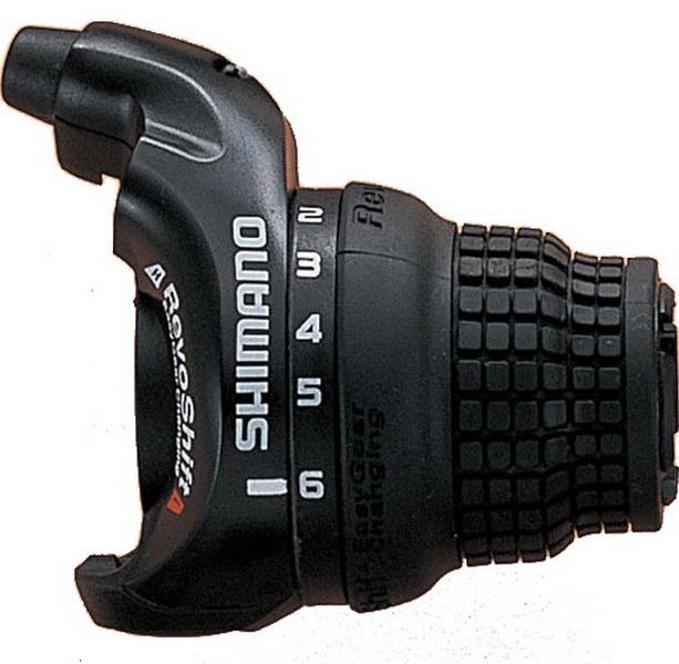Шифтер Revoshift Shimano SL-RS31-R 6ск Toyrney