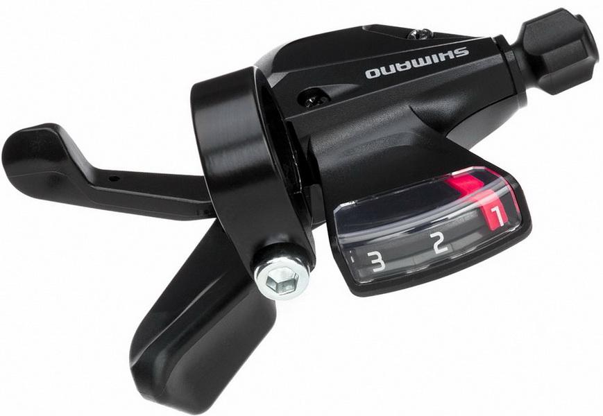 Шифтер Shimano SL-M310 3ск Altus, чёрный