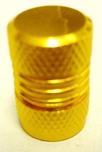 Колпачок (декоративный) A/V AL DM-KWX12, бочонок золотистый   ч   +