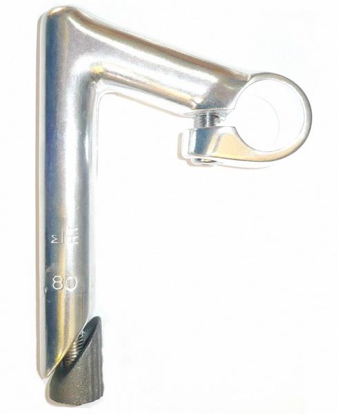 Вынос  100х-17°х Ø25.4 Н=150 под Ø22.2 Zoom, HE-C100D-2/EN-C, AL, полированный, серебристый   а