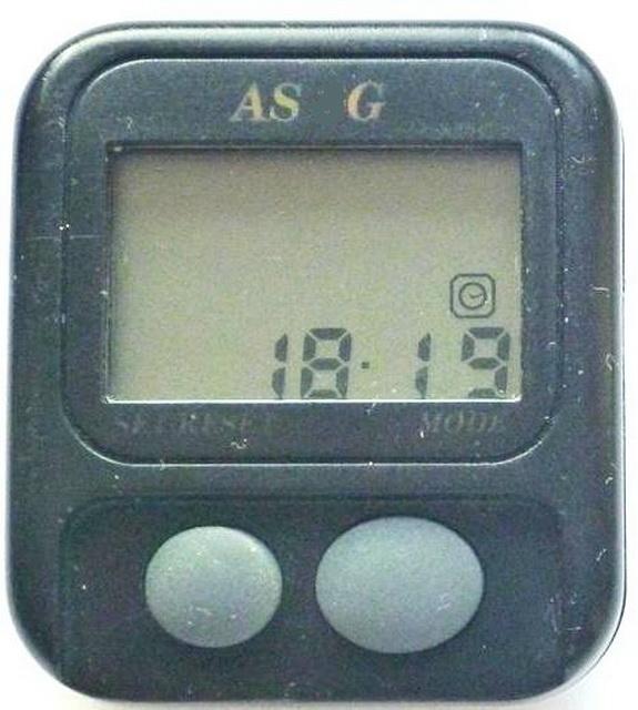 Велокомпьютер Assize, AS8GA