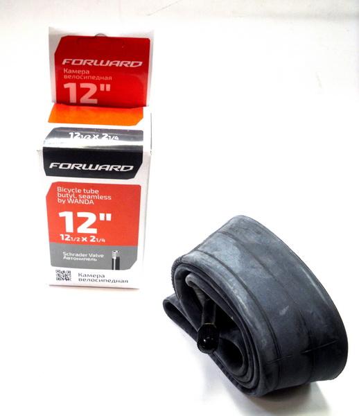 "Велокамера 12 1/2""х2 1/4 (203-62) A/V Wanda (бутил) TU12 (CTSH12000012)"