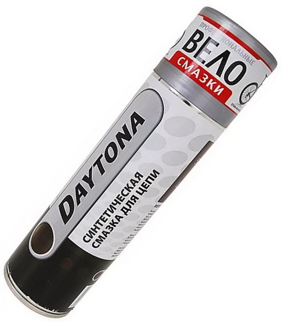 Смазка Daytona, 2010100700 для цепи, синтетическая, аэрозоль, 230гр   ч