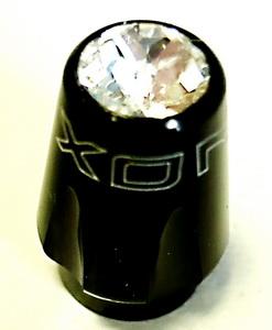 Колпачок (декоративный) A/V AL XON, XVC-02A, с кристаллом Swarovski