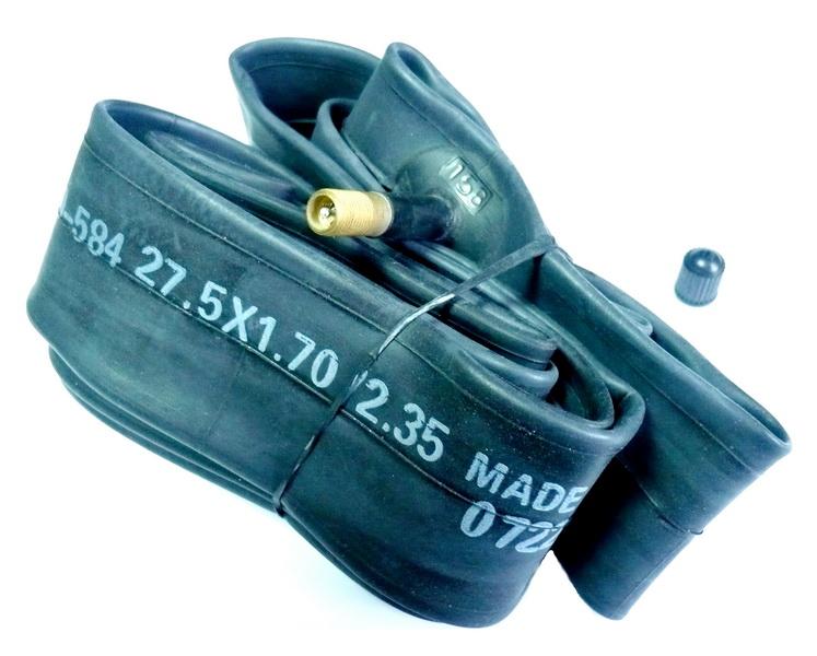 "Hutchinson велокамера 27.5""х1.7/2.35 (584-44/60) А/V-40мм CV657601   а"