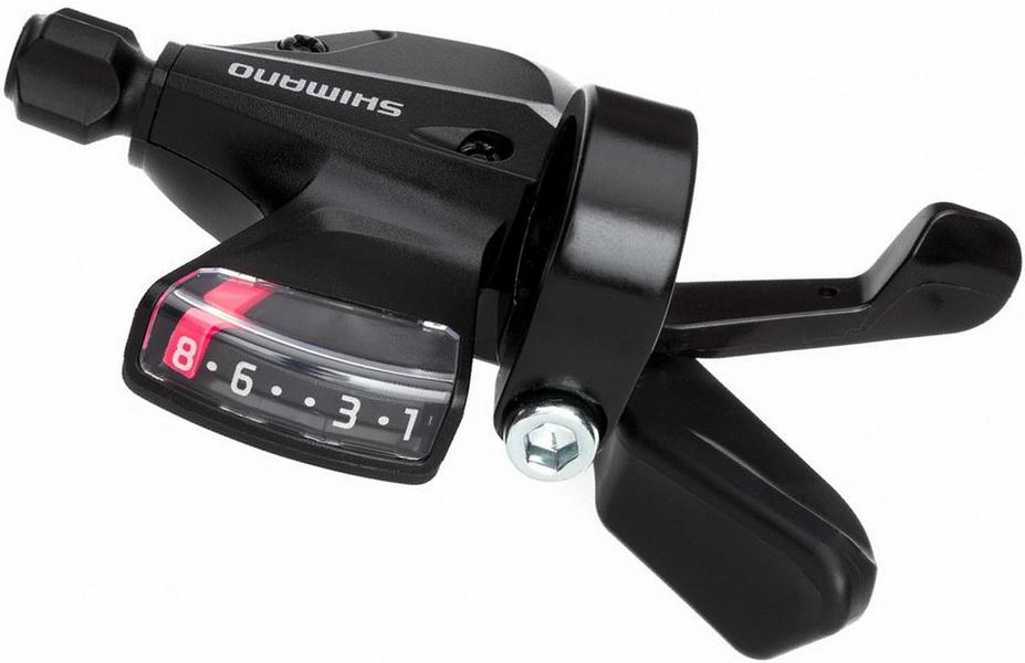 Шифтер Shimano SL-M310 8ск Altus, чёрный