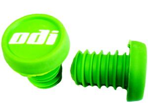 Грипстоппер ODI F72EPJ литой, пластиковый, зелёный   а