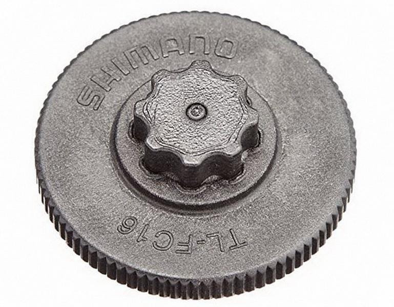 Инструмент для снятия и установки прижимного болта шатунов FC-M760/770/960 Shimano, TL-FC16