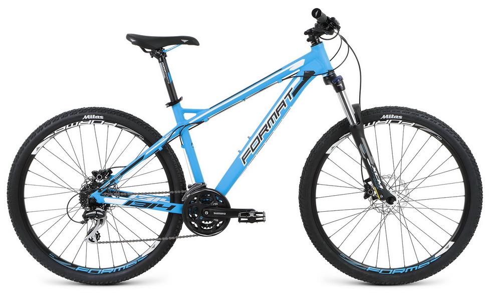 "Велосипед 27.5"" Format 1314 (L"