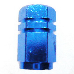 Колпачок (декоративный) A/V AL DM-KWX02, гайка синяя   ч   +