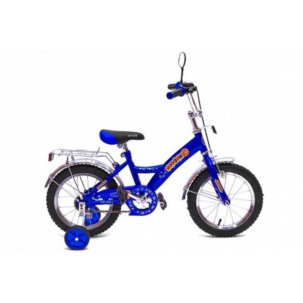 """Велосипед 12"""" Мурзик 12203 фиолетовый"""