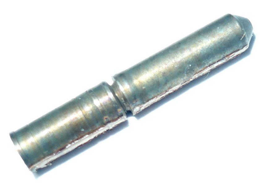 Цeпь  пин цепи  1 ск KMC BMX, Half-Link серый   а